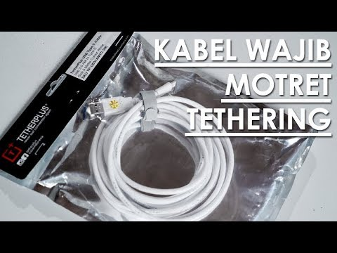 KABEL UNTUK TETHERING | Gear Of The Month May