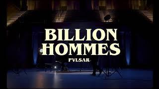 PVLSAR - BILLION HOMMES (Piano live)