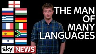 The Man Of Many Languages