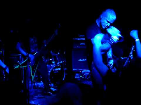 Cyness live Frost Punx Picnic 2011 online metal music video by CYNESS