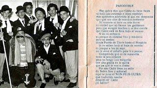 Chirigota. Los Julianes (1958) | Hay quien dice que Cádiz, Pasodoble 'con letra' | Audio del Falla