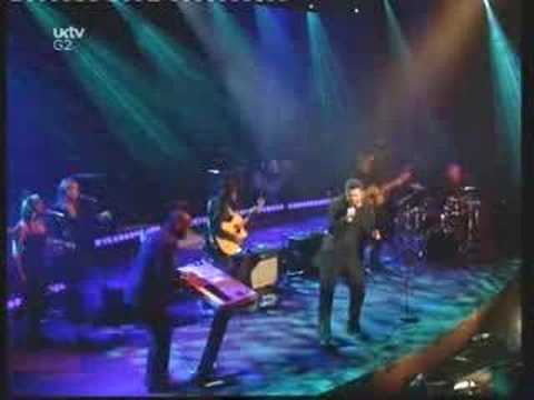 George Michael - Amazing [Live On Parkinson]