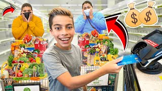 PAYING For Random People's GROCERIES to see Their Reaction!! | The Royalty Family