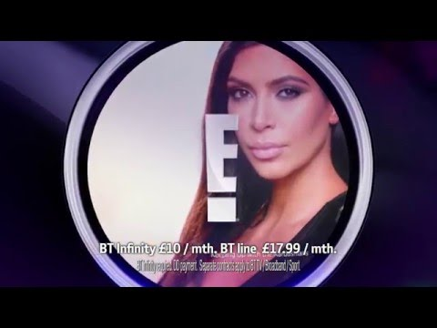 BT TV Commercial (2016) (Television Commercial)