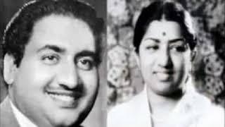 zara tumne dekha to pyar aa gaya- lata-rafi- film-jaltarang(1949)