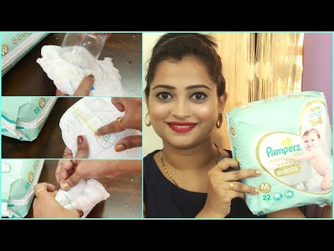 Pampers Premium Care Pants Review - Best or Worth ?? All Proofs Are Here | Indian Mom On Duty