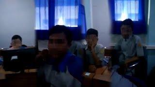 Alami Keluhan di Kepala, Korban Tamparan Guru SMK Dibawa ke RS, Terungkap Masa Lalu Tersangka