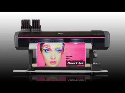 XpertJet 1641SR/1682SR Sign & Display Printers