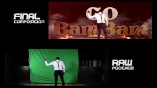 Feazy - Go BamBam (Music Video made in After Effects)