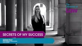 Set for Success: Sarah Tilly