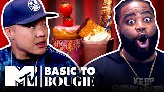 Milkshakes & $160 Mushrooms?! WHAT?! 🍄 Basic to Bougie: Season 4 | MTV