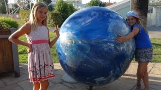 ✿ Идем в парк ФЕНИКС Влог! Тайная Жизнь Домашних Животных VLOG для детей Катя, Ксюша, Франция Часть1