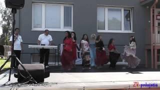 Rómske tance z Budče