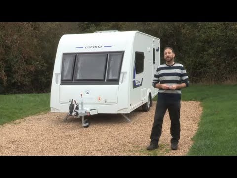 Practical Caravan reviews the Compass Corona 462