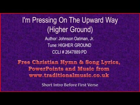 Higher Ground (Lord lift me up)