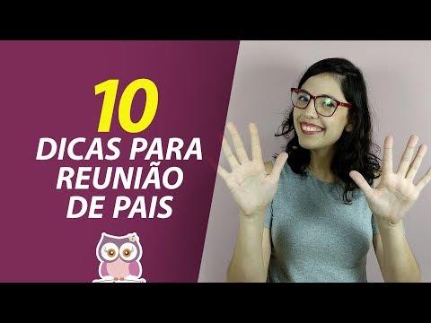 10 dicas para reunião de pais