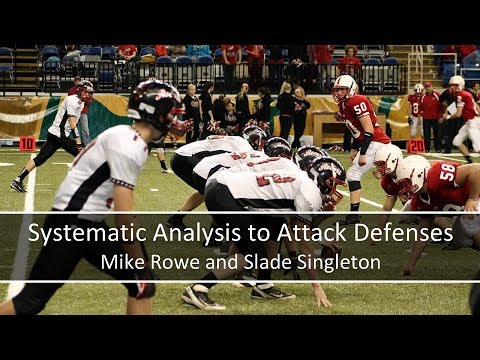 Systematic Analysis to Attack Defenses eBook