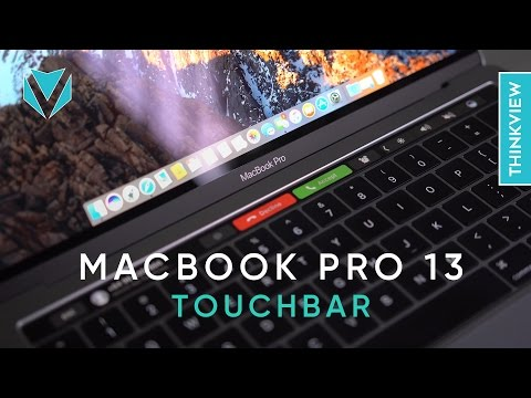 Macbook Pro 13 (Touchbar): Sáng tạo, đẹp và mạnh mẽ! | ThinkView [4K]