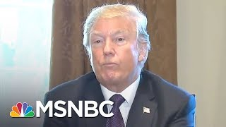 President Trump Disgrace Laid Bare In Interactions With Gold Star Families | Rachel Maddow | MSNBC