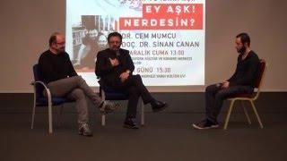 Cem Mumcu - Sinan Canan Ey Aşk Nerdesin - 18.12.2015