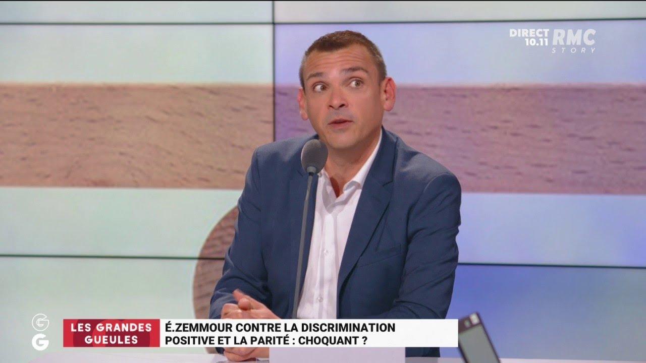 """Eric Zemmour contre la parité ? Benjamin Cauchy n'y croit pas : """" Il n'est pas sexiste"""""""