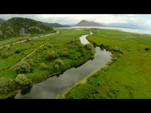 Montenegro Skadar Lake Air video DJI zen