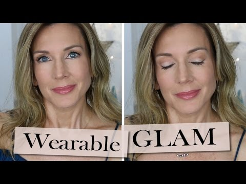 GRWM! Ultimate Hooded Eye / Wearable Glam Tutorial