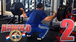Lorenzo Becker - Road to Arnold Classic / Ep2