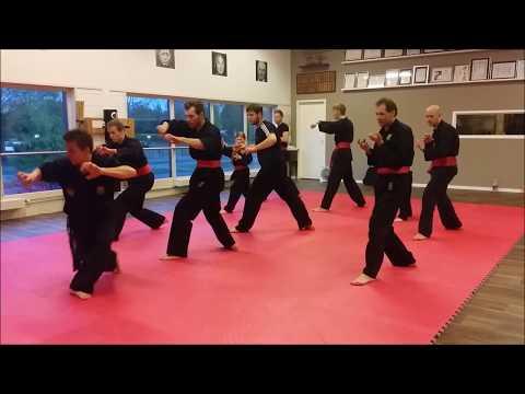 Pencak Silat training by Patrick Baas - Sam Lung Martial Arts (5 ...