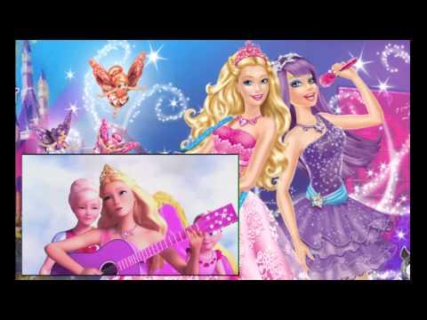 Barbie: De Prinses en de Popster - Kijk hoe hoog we nu gaan