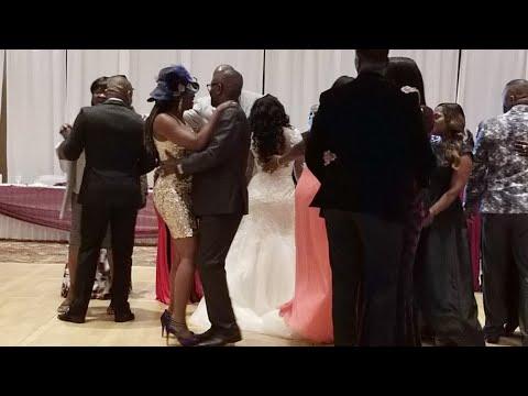 Joel Et Paola Ouverture de la Piste avec FANDA NA YO La Dance du Moment