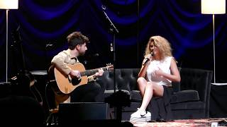 "Tori Kelly And Bruno Major ""Sorry Would Go A Long Way"" Orpheum Theater"