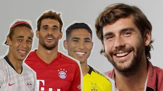 Alvaro Soler On La Libertad | Dance Battle | With Javi Martinez And The Bundesliga