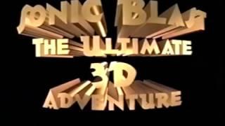 Sonic X-treme (E3 1996 PROMOTIONAL SEGA VIDEO)