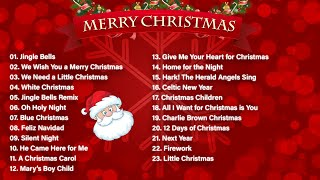 Top 100 Christmas Songs of All Time ? 3 Hour Christmas Music Playlist