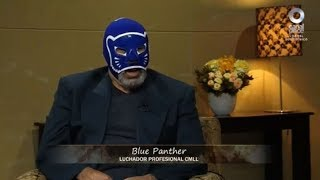 Conversando con Cristina Pacheco - Blue Panther