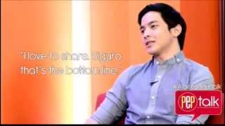 ALDEN RICHARDS On Pep Talk