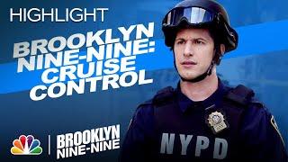 Jake Channels His Inner Keanu   Brooklyn Nine-Nine