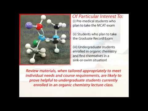 Get Ahead of the Curve in General Chemistry, Organic Chemistry and Biochemistry