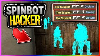 CSGO - SPINBOT HACKER OVERWATCH! CS:GO SPINBOT HACKING GAMEPLAY (CS GO Overwatch Case Funny Moments)
