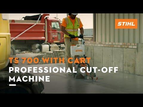 Stihl TS 700 STIHL Cutquik® in Kerrville, Texas - Video 4