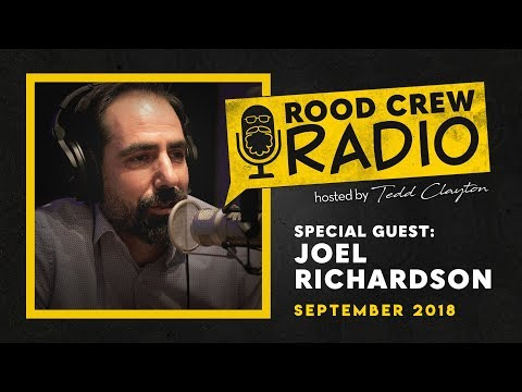 Rood Crew Radio - September 2018 - Joel Richardson and Michael Rood Chat