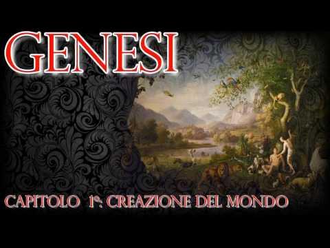 BIBBIA 🔊 GENESI - Vecchio Testamento - Libro 1° - Pentateuco