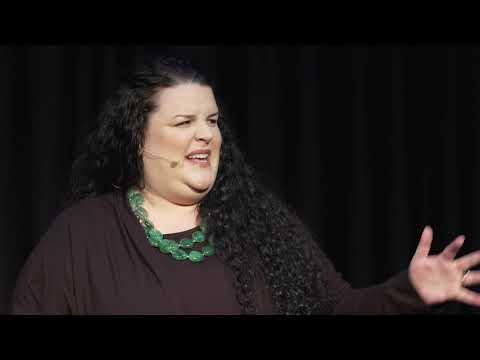 How Not to Splatter Your Spilled Milk | Rebecca Wiener McGregor | TEDxSiouxFalls