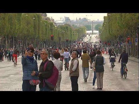 Ημέρα Χωρίς Αυτοκίνητο στο Παρίσι