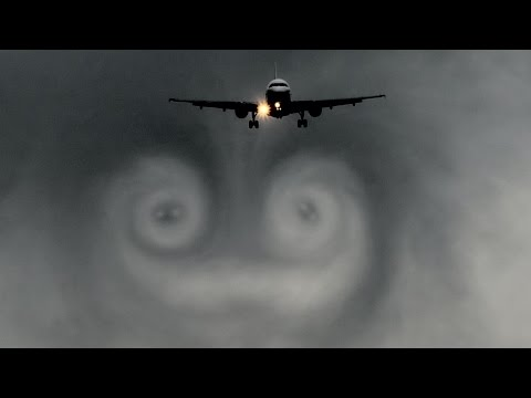 Cool Video Of Planes Causing Beautiful Atmospheric Effects