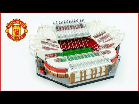 Vidéo LEGO Creator 10272 : Old Trafford - Manchester United