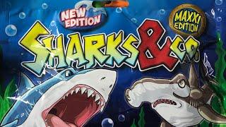 neue Sharks & Co XXL Edition 6 Tüten auspacken