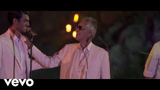 Andrea Bocelli, Matteo Bocelli   Fall On Me (Live At Portovenere, Italy  2018)