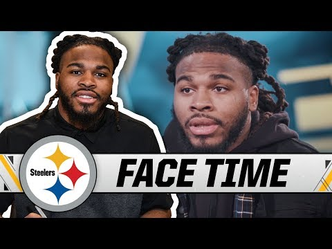 New LB Mark Barron on Signing in Pittsburgh | Steelers Face Time